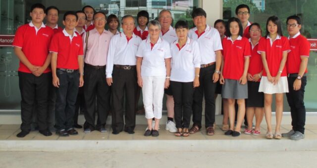 Staffs of Manose Research Center